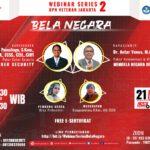 Webinar Cyber Security UPN Veteran Jakarta